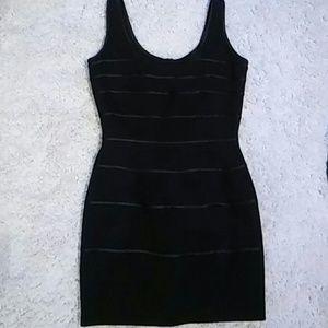 SALE Beautiful black cocktail dress